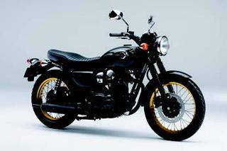 カワサキ W800スペシャルエディション 2011年2月