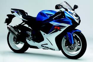 Images : スズキ GSX-R600 2011年
