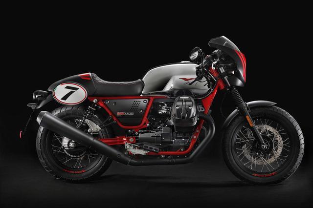 画像: モト・グッツィが2020年に日本で販売するバイクを一挙5機種発表! - webオートバイ