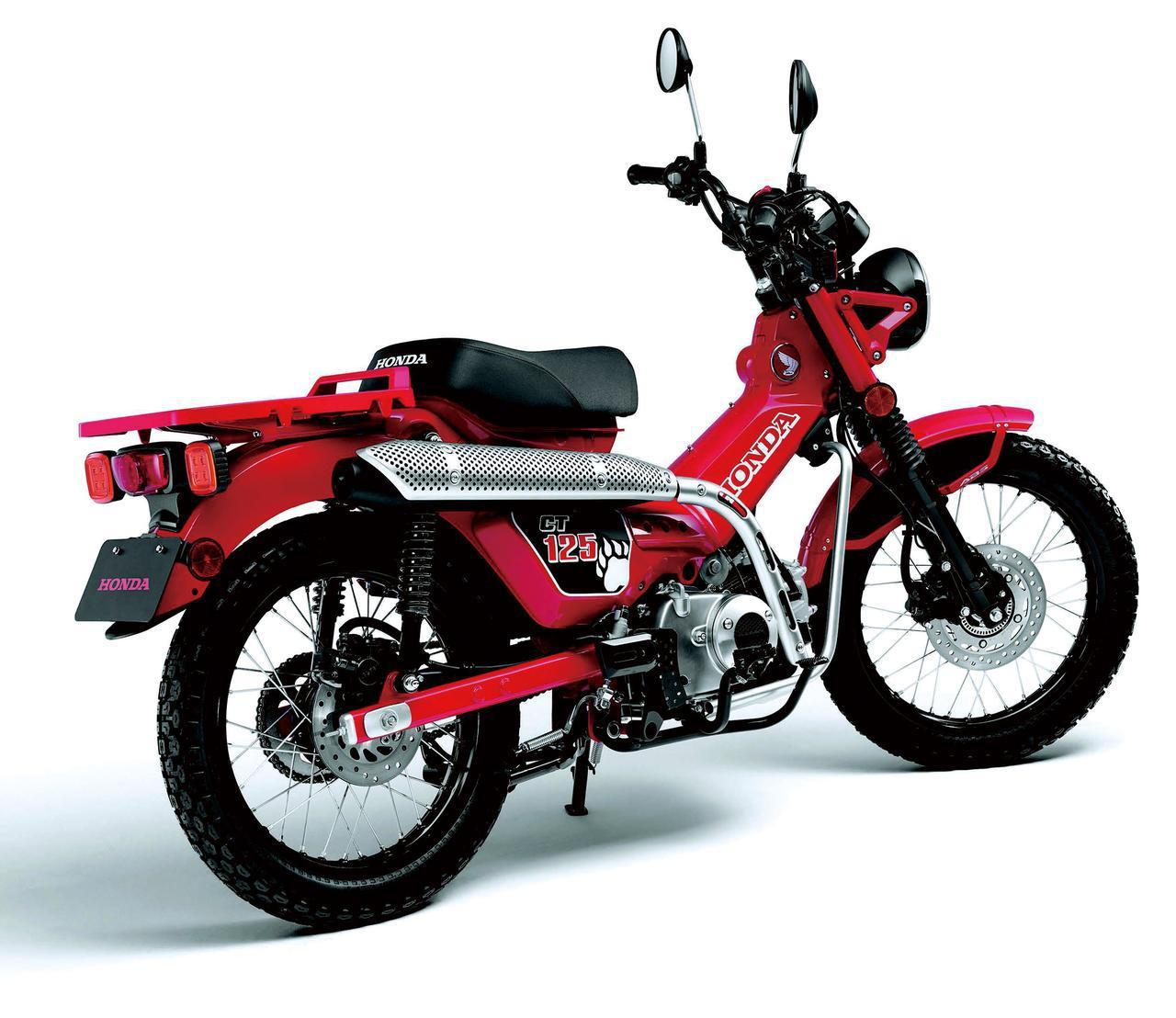 画像: 早くも話題沸騰!次世代のハンターカブ「CT125」のディテール全部見せます!【東京モーターショー2019速報 Vol.3】-Hondaブース出展車両- - webオートバイ
