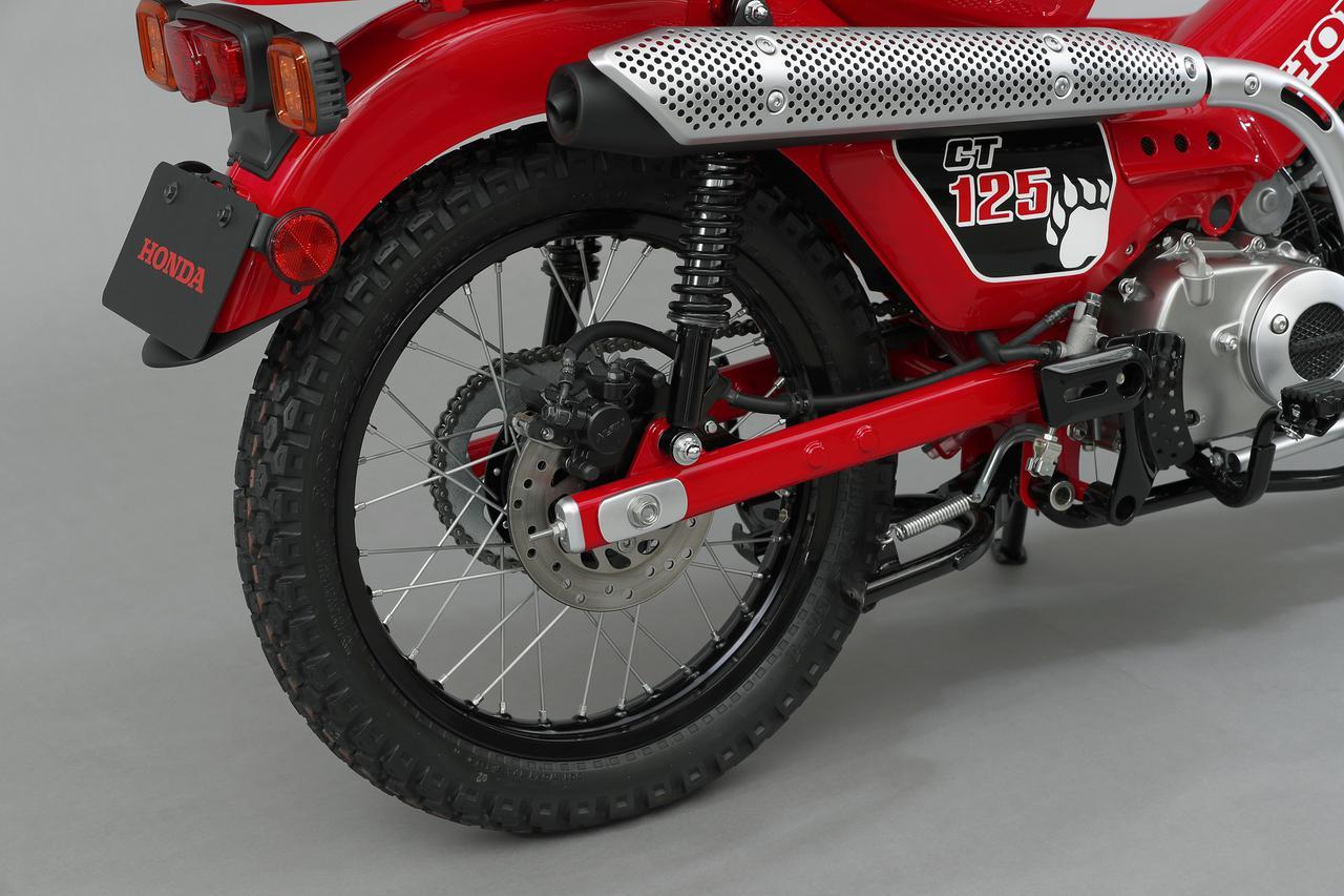 Images : 14番目の画像 - 東京モーターショー2019で初披露された「CT125」と比べて見る - webオートバイ