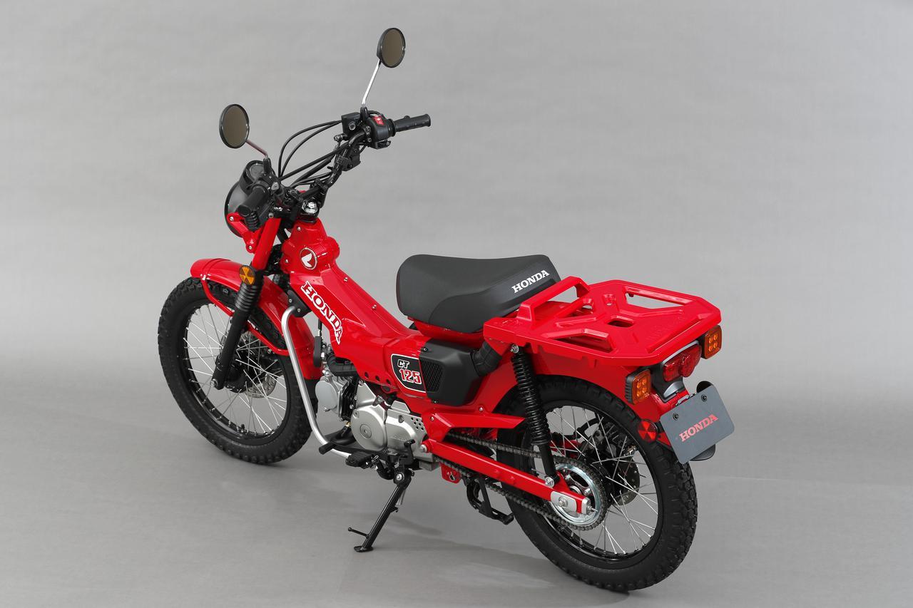Images : 26番目の画像 - 東京モーターショー2019で初披露された「CT125」と比べて見る - webオートバイ