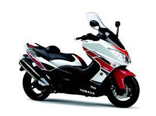 ヤマハ TMAX WGP50th Anniversary Edition 2011年7月
