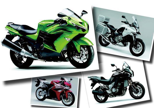 画像: ホンダ CBR1000RR/ABS 2011年12月