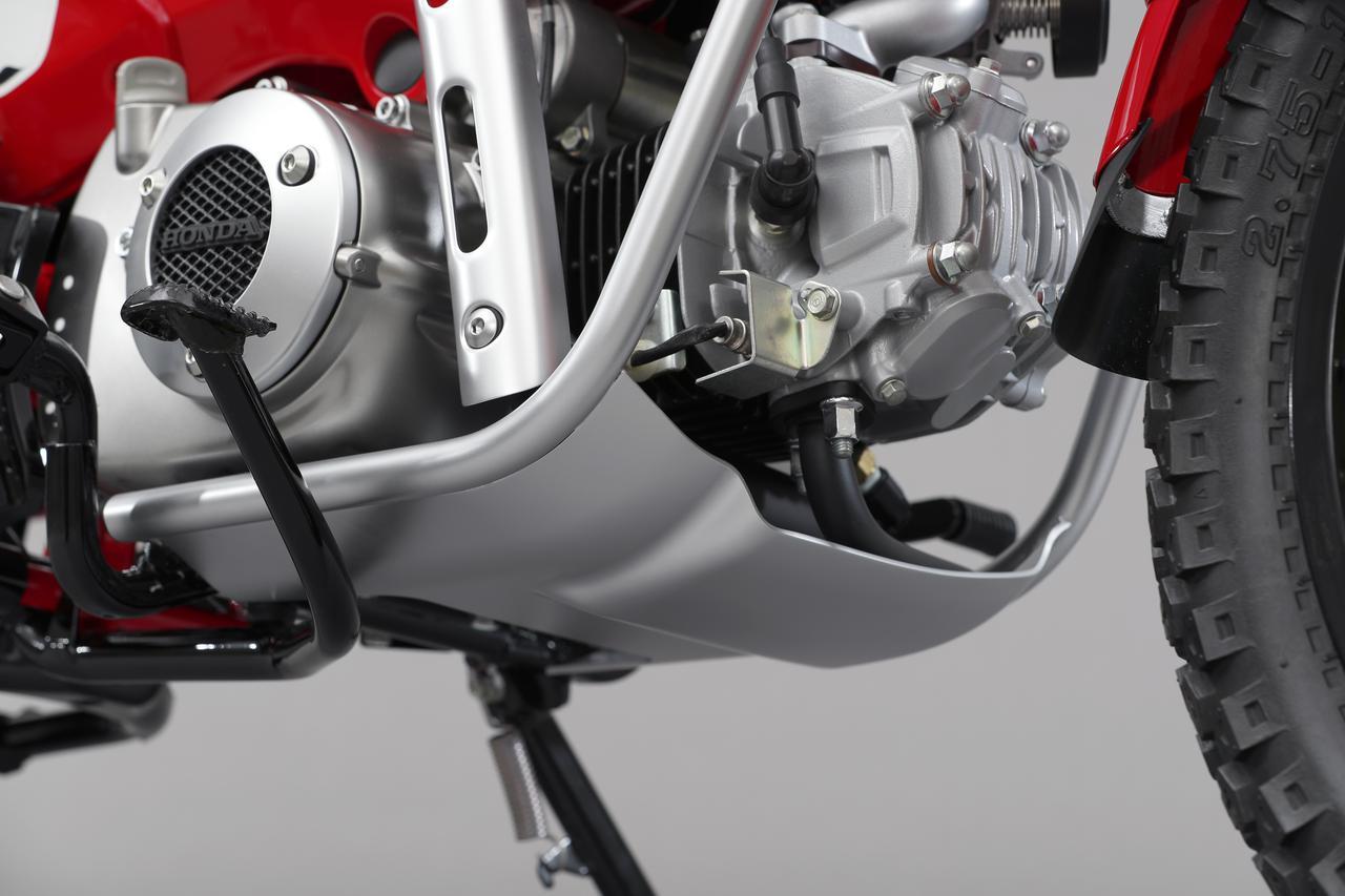 Images : 29番目の画像 - 東京モーターショー2019で初披露された「CT125」と比べて見る - webオートバイ