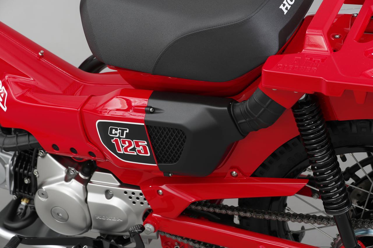 Images : 20番目の画像 - 東京モーターショー2019で初披露された「CT125」と比べて見る - webオートバイ