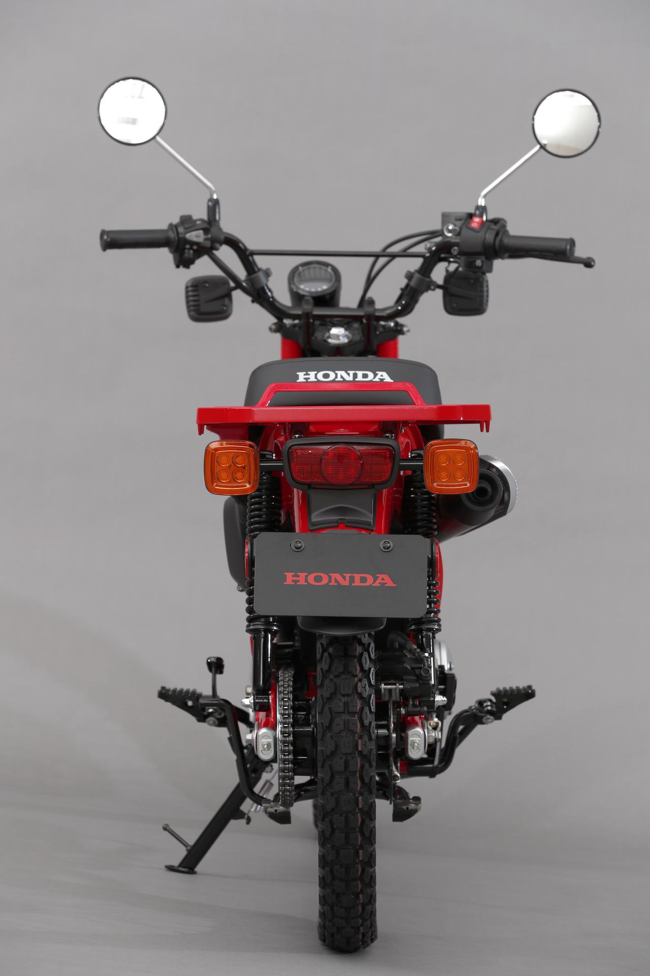 Images : 4番目の画像 - 東京モーターショー2019で初披露された「CT125」と比べて見る - webオートバイ