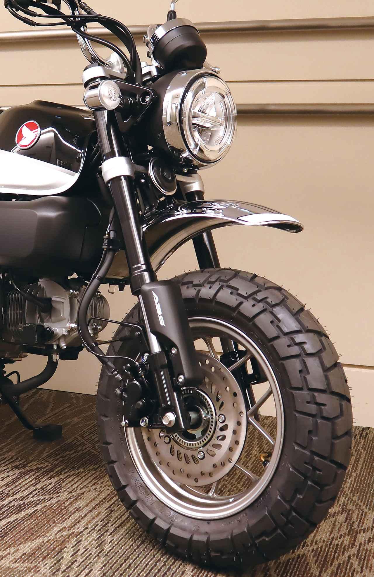 Images : 2番目の画像 - 「モンキー125」ブラック(市販予定車)2020年ニューカラーの写真をもっと見る - LAWRENCE - Motorcycle x Cars + α = Your Life.