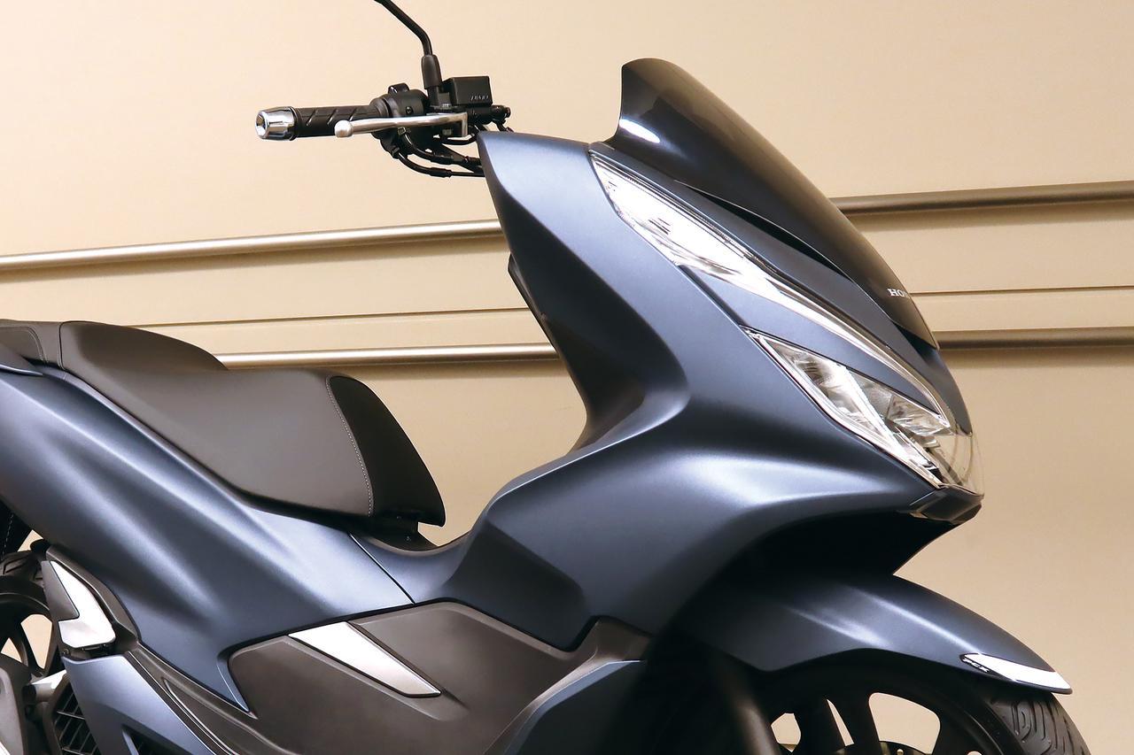 Images : 2番目の画像 - 「PCX」ブルーメタリック(受注期間限定カラー)の写真をもっと見る - webオートバイ