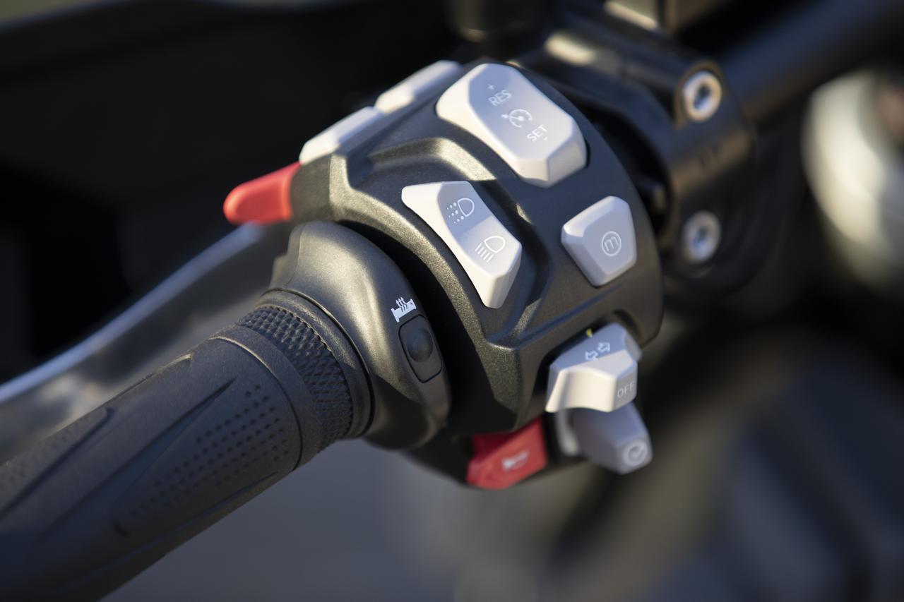 Images : 7番目の画像 - 「Tiger 1200 Desert Special Edition」の写真をもっと見る - webオートバイ