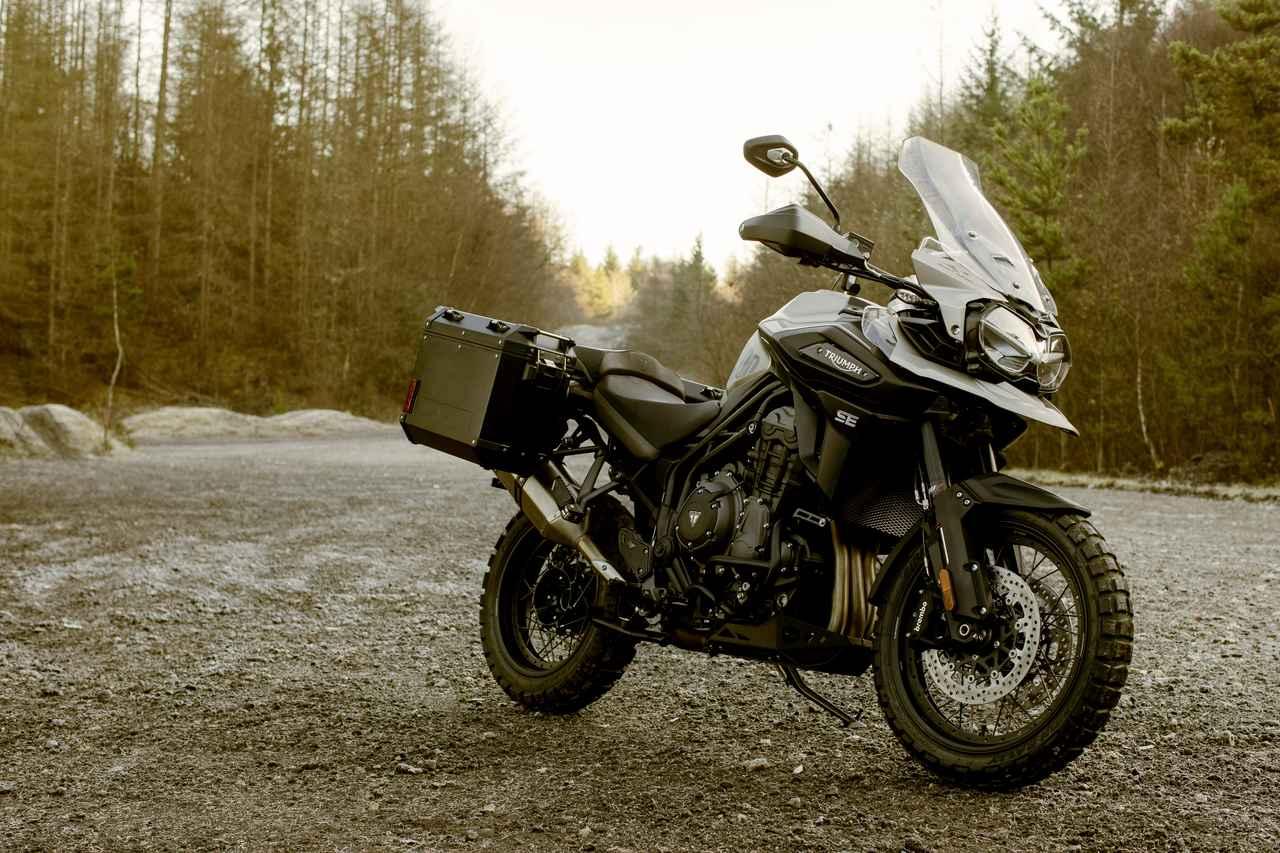 Images : 13番目の画像 - 「Tiger 1200 Desert Special Edition」の写真をもっと見る - webオートバイ