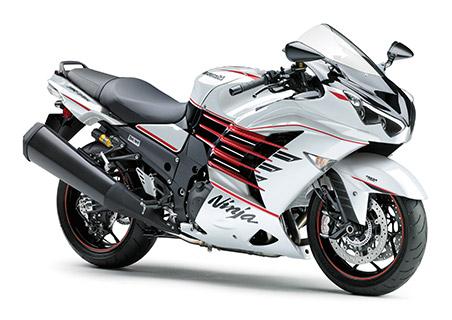 画像5: 〈試乗インプレ〉Kawasaki「Ninja ZX-14R HIGH GRADE」有終の美を飾る、カワサキ最強のメガスポーツ