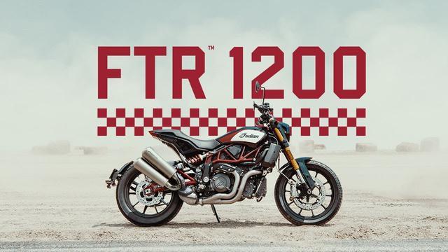 画像: Introducing the FTR 1200 - Indian Motorcycle www.youtube.com