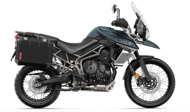 画像: トライアンフが「Tiger 800」「Scrambler 1200」シリーズの新春特別キャンペーンを3月31日(火)まで開催中! - webオートバイ