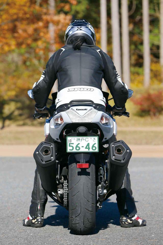 画像1: 〈試乗インプレ〉Kawasaki「Ninja ZX-14R HIGH GRADE」有終の美を飾る、カワサキ最強のメガスポーツ