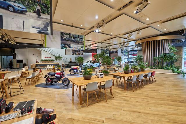 画像: 「Hondaウエルカムプラザ青山」が1月18日(土)に全面リニューアルオープン! - webオートバイ