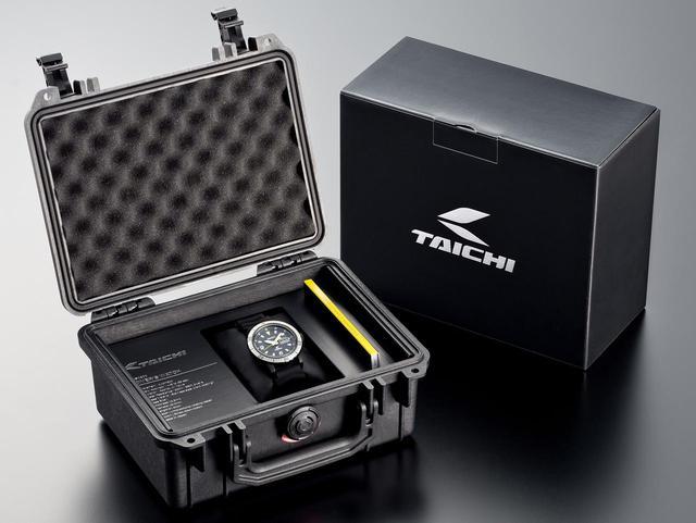 画像: まさかのコラボ!「RSタイチ」と世界的時計ブランド「SEIKO」が300本限定のダイバーズウォッチを発売! - webオートバイ