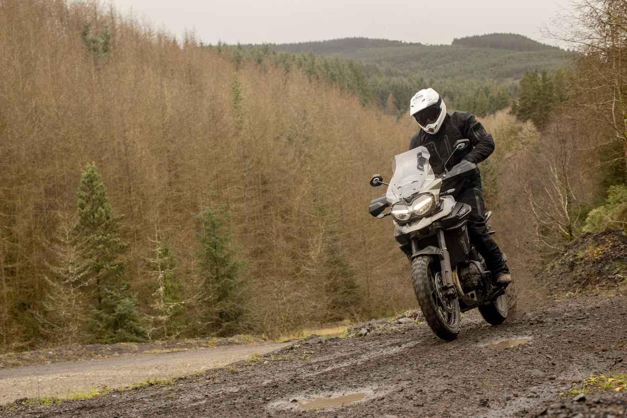 Images : 12番目の画像 - 「Tiger 1200 Desert Special Edition」の写真をもっと見る - webオートバイ