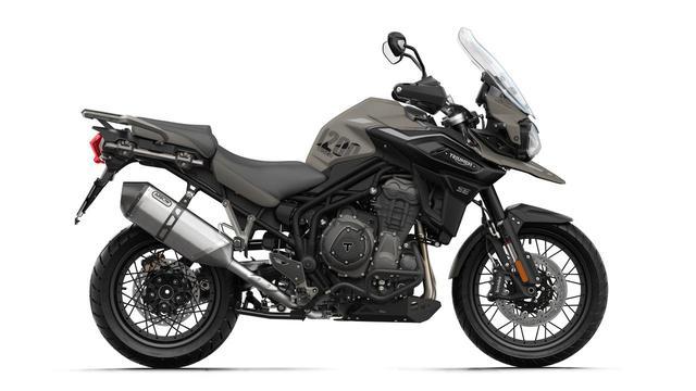 画像1: Tiger 1200 Desert Special Edition(サンドストーム ペイントスキーム)