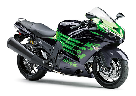 画像4: 〈試乗インプレ〉Kawasaki「Ninja ZX-14R HIGH GRADE」有終の美を飾る、カワサキ最強のメガスポーツ