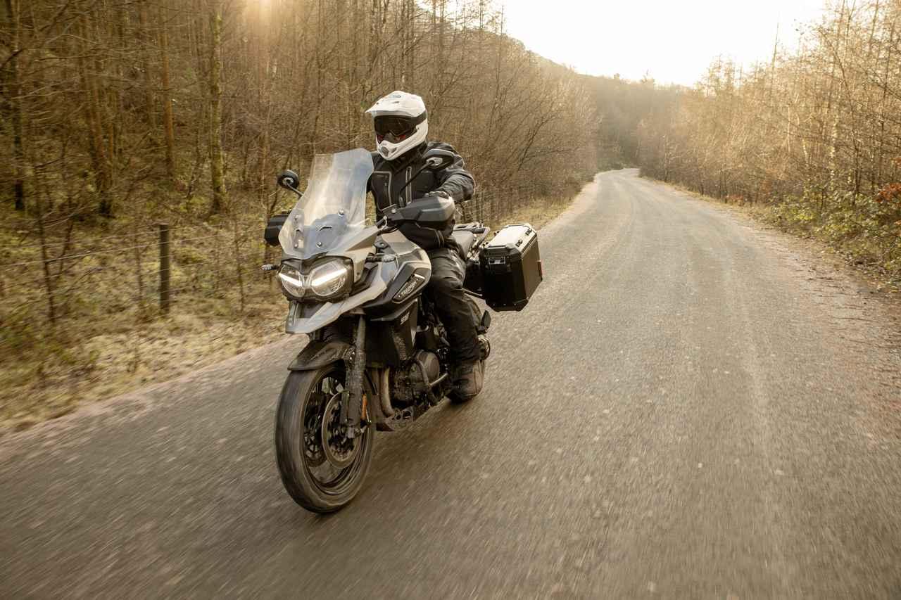 Images : 10番目の画像 - 「Tiger 1200 Desert Special Edition」の写真をもっと見る - webオートバイ
