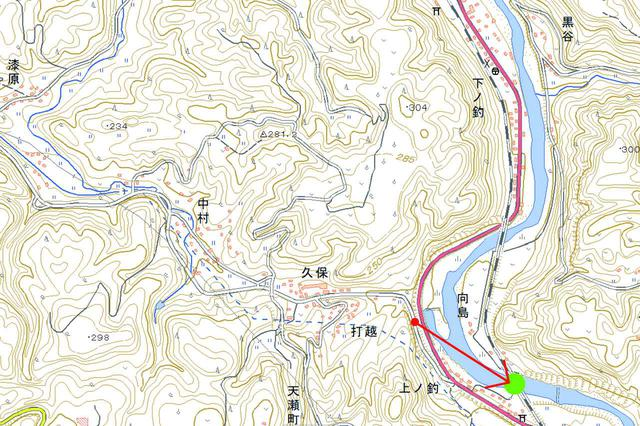 画像2: 久大本線(豊後中川~天ヶ瀬)