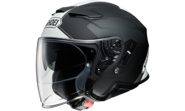 画像: SHOEIからインナーバイザー付きジェットヘルメット「J-CruiseII」のグラフィックモデル「ADAGIO」が登場 - webオートバイ