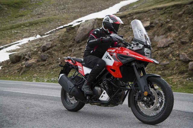 画像: スズキ「V-STROM 1050/XT」を徹底解説!〈後編〉 - webオートバイ