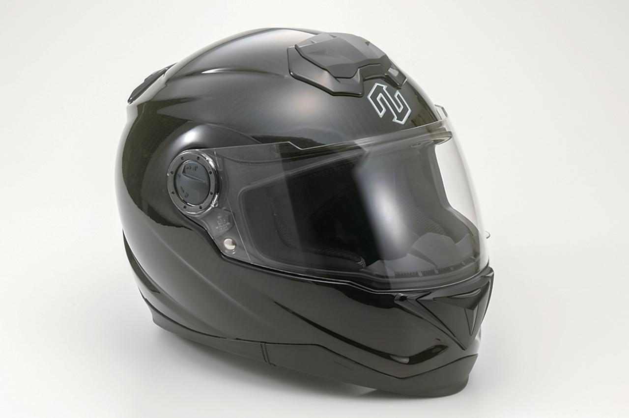 """画像: """"闘牛""""モチーフをフロントヘッドに掲げた、カーボンシェルヘルメットが驚異の廉価で!#Heritage&Legends - webオートバイ"""
