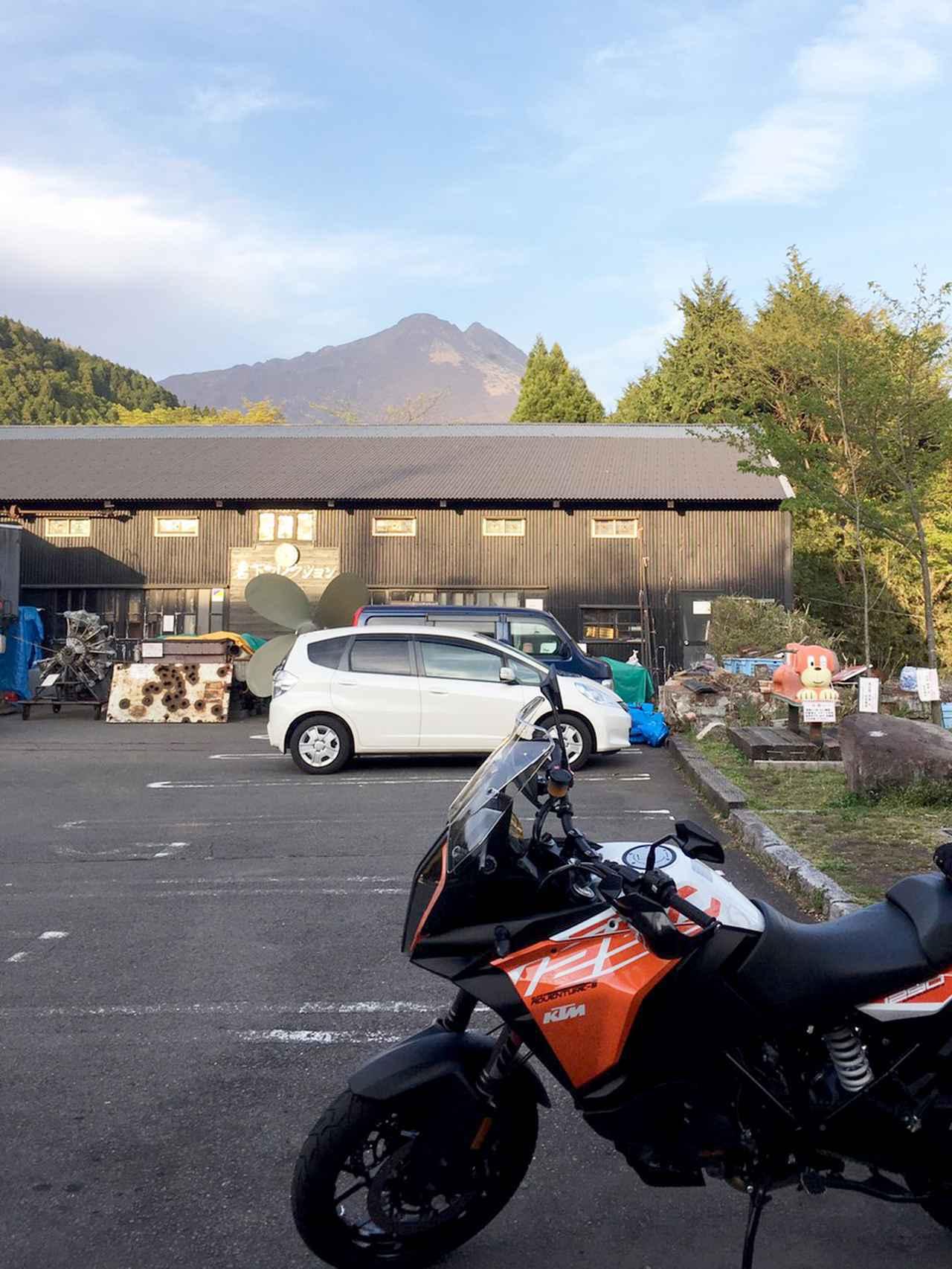 画像1: 福山理子の旅先潜入レポート! 大分県に眠る2億円のバイクとは? 湯布院の「岩下コレクション」へ【ツーリング紀行】