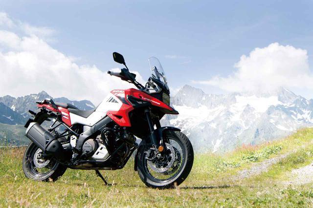 画像: スズキ「V-STROM 1050/XT」を徹底解説!〈前編〉- webオートバイ