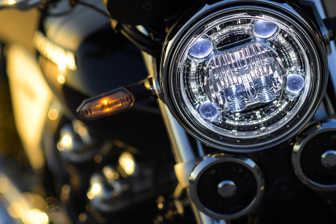 画像: 【コラム】ホンダ CB1100RS(カメラマン柴田直行) - webオートバイ