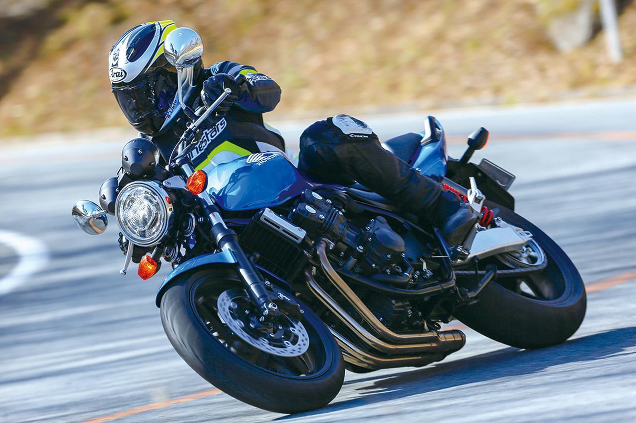 画像: <試乗インプレ>CB400 SUPER FOUR/ABS(2017年) - webオートバイ
