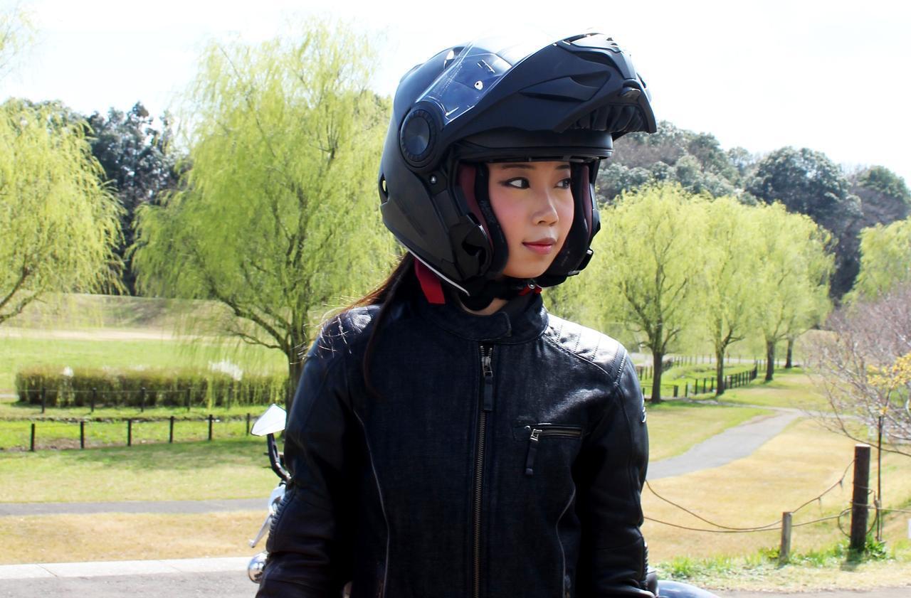 画像: 便利なだけじゃない! 軽くて安全な「LS2」のカーボン製システムヘルメットをインプレします! - webオートバイ