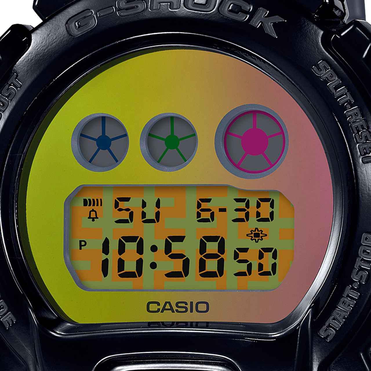 画像: カラフルな「6900」25周年記念モデルも!