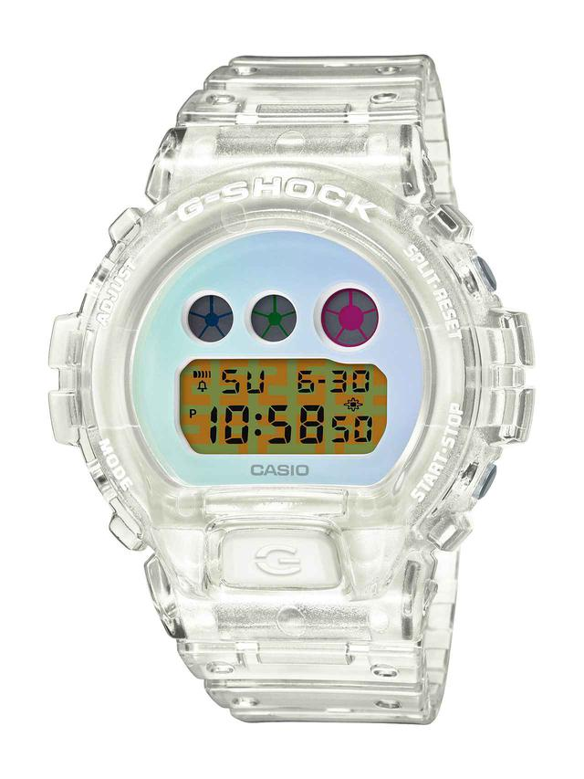 画像: DW-6900SP-7 ホワイト 15,400円(税込)