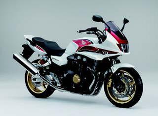 ホンダ CB1300 スーパーボルドール/ABS 2012 年1月
