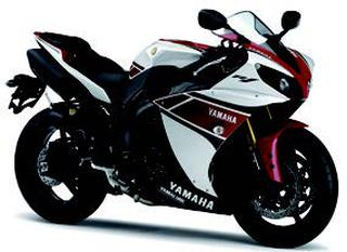 ヤマハ YZF-R1 WGP50th Anniversary Edition 2012 年2月