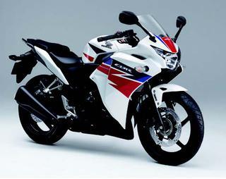 ホンダ CBR250R/ABS/ABSスペシャルエディション 2012 年11月/2013 年2 月(モリワキカラー)