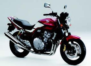 ホンダ CB400スーパーフォア スペシャルエディション2012 年11月