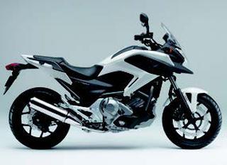 ホンダ NC700X デュアルクラッチトランスミッション<ABS>2012 年 6月