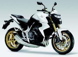 ホンダ CB1000R/C-ABS 2013 年