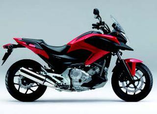 ホンダ NC700X タイプLD/ABS/デュアルクラッチトランスミッション<ABS> 2012 年 6月