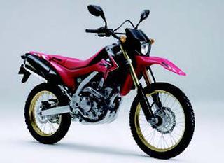 ホンダ CRF250Lスペシャルエディション 2012 年12月