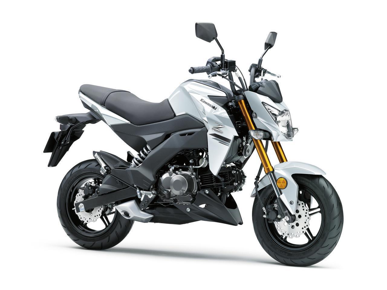 画像6: 2月1日発売!カワサキ「Z125 PRO」原付二種免許で乗れるカワサキのファンバイクに2020年カラーがラインアップ!