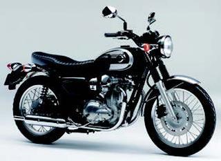 カワサキ W800 2012 年10月