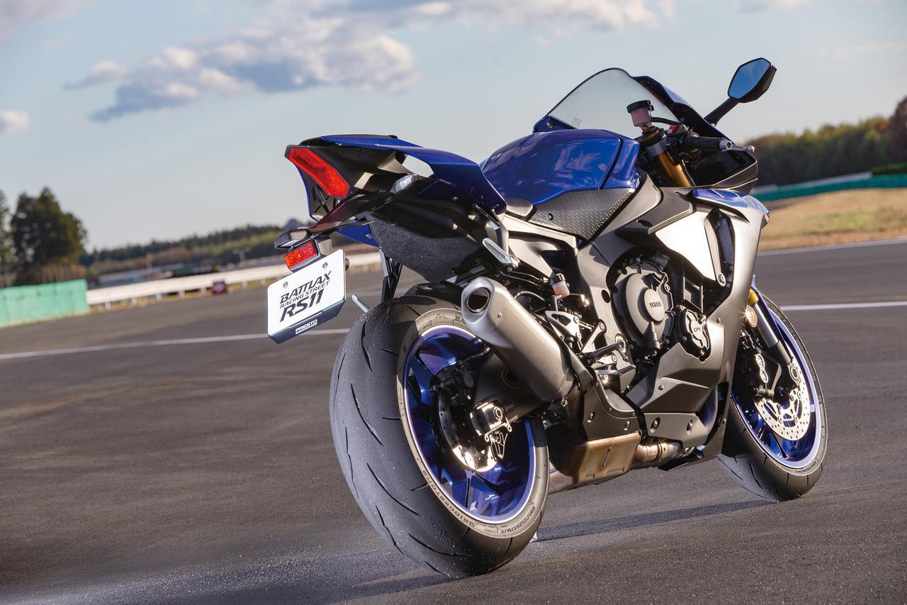 画像2: スーパースポーツ用の公道タイヤとして優秀!