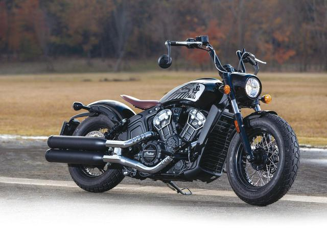 画像: Indian Scout Bobber Twenty
