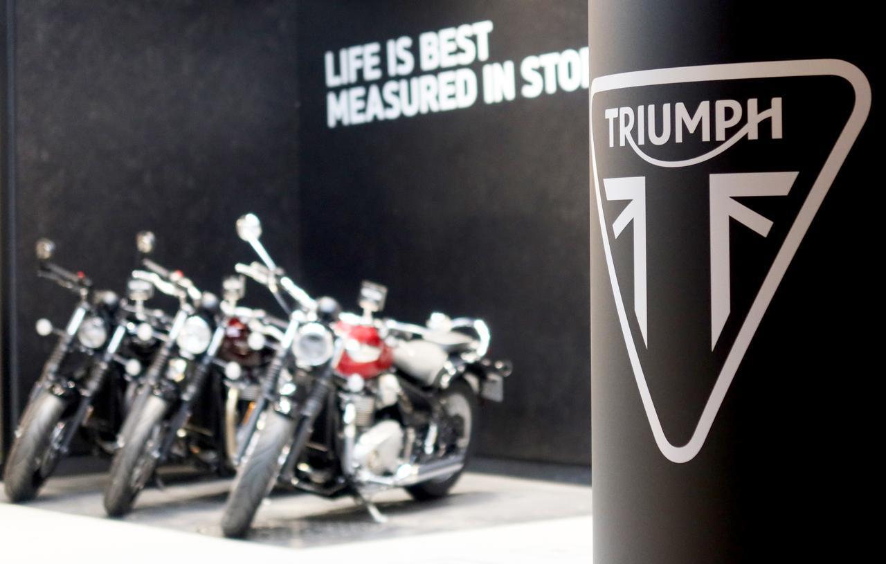 画像: 2019年に一番売れたトライアンフのバイクは何か?  - webオートバイ