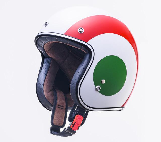 画像: ベスパの純正ヘルメットが日本でも販売開始! カラー展開は計5色、人気のボディカラーとコーディネートが可能に - webオートバイ